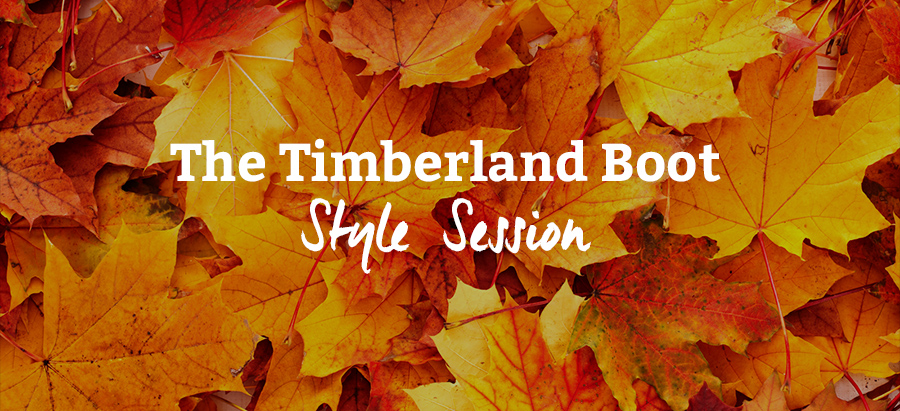 Timberland Boot Style Session_Banner