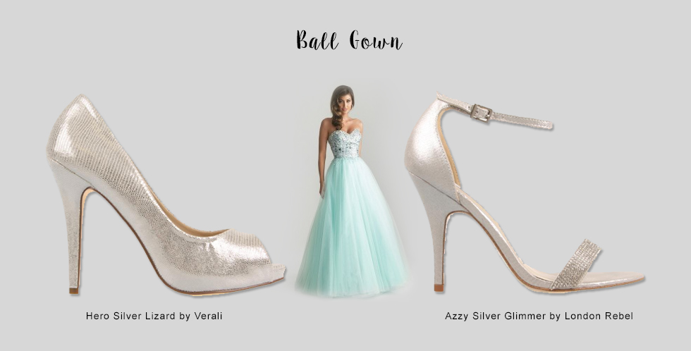 Shoes Evening Gown