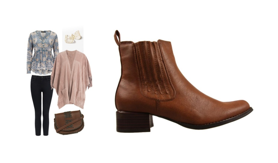Boho Chic Mum - Hawley Brown